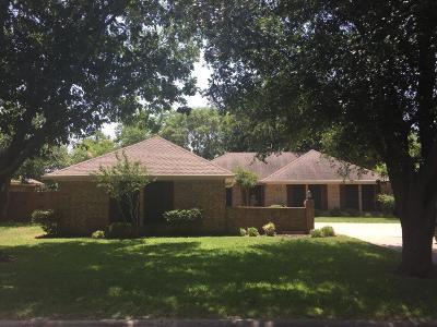 Van Alstyne Single Family Home Active Option Contract: 703 W Jefferson Street