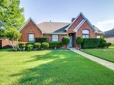 Garland Single Family Home For Sale: 1217 Lochness Lane
