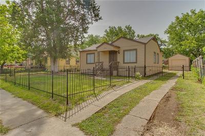 Dallas Single Family Home For Sale: 2766 Scotland Drive