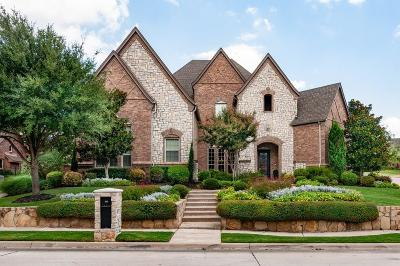 Keller Single Family Home For Sale: 811 Cross Timbers Drive