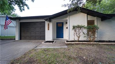 Garland Single Family Home For Sale: 5505 Saddleback Road