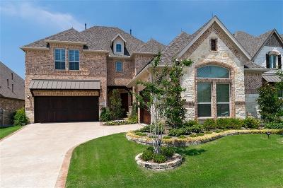 Colleyville Single Family Home For Sale: 6504 Cimmaron Trail