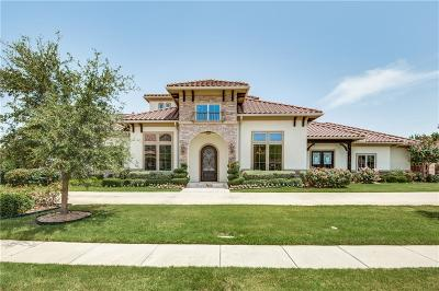 Southlake Single Family Home For Sale: 917 Palos Verdes Trail