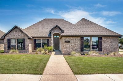 Benbrook Single Family Home Active Option Contract: 10800 Golfview Way