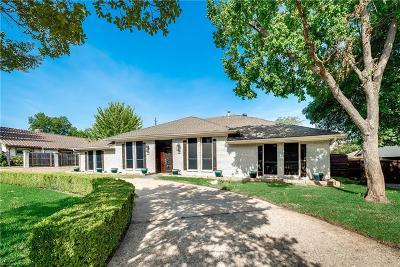 Dallas Single Family Home For Sale: 6030 Preston Creek Drive