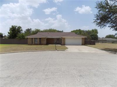Brownwood Single Family Home For Sale: 4 Dixie Court