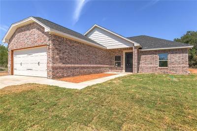 Granbury Single Family Home For Sale: 2204 Pedernales Court