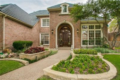 Plano Single Family Home For Sale: 5337 Tate Avenue