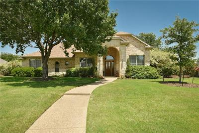 Keller Single Family Home For Sale: 640 Unbridled Lane