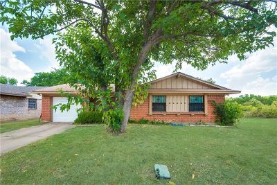 Dallas Single Family Home For Sale: 6525 Baraboo Drive