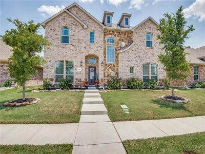 Allen TX Single Family Home For Sale: $384,900