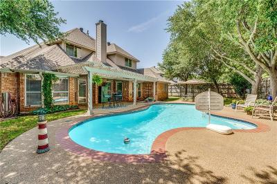 Colleyville Single Family Home For Sale: 6702 Carriage Lane