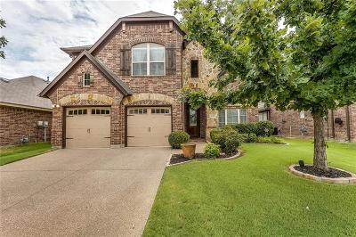 Fort Worth Single Family Home For Sale: 11520 Round Leaf Drive