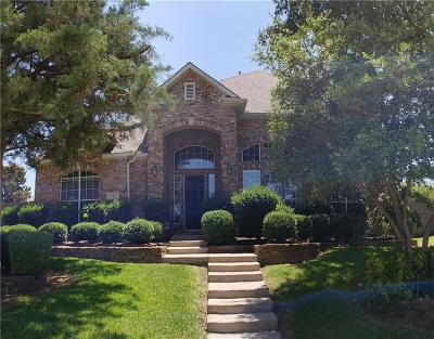 Allen Single Family Home For Sale: 4 Rainforest Circle