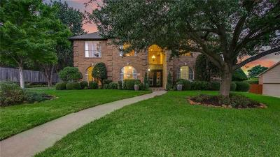 Southlake Single Family Home For Sale: 107 Ascot Drive