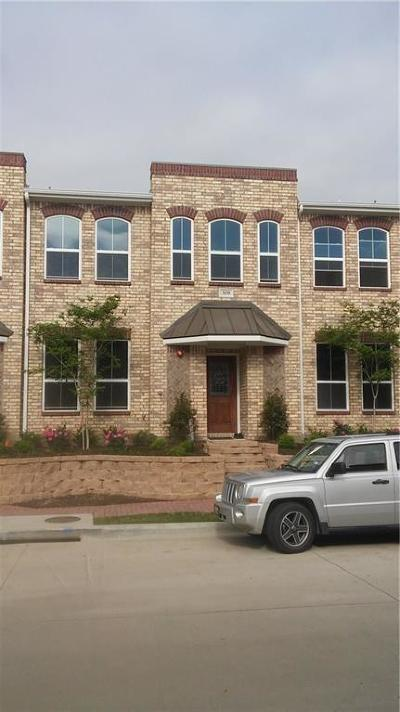 Lewisville Townhouse For Sale: 308 Lily Lane