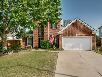 Haltom City Single Family Home Active Kick Out: 5917 Rushing Creek Court