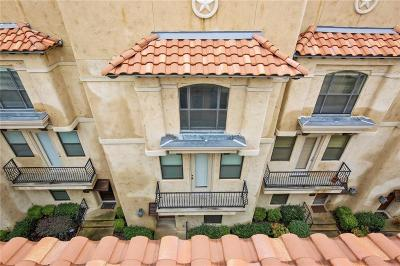 Dallas, Fort Worth Condo For Sale: 3102 Ross Avenue #3