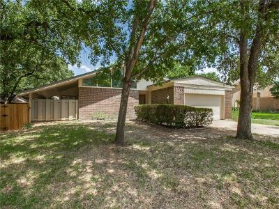 Arlington Single Family Home For Sale: 2119 Valleydale Drive