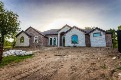 Weatherford Single Family Home For Sale: 1192 Advance Road