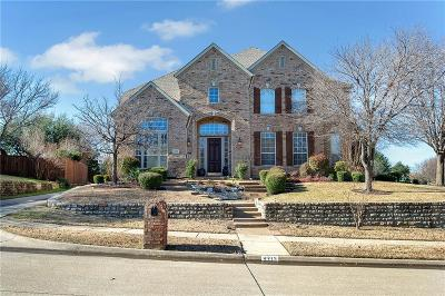 Richardson Single Family Home Active Option Contract: 4713 Copper Mountain Lane
