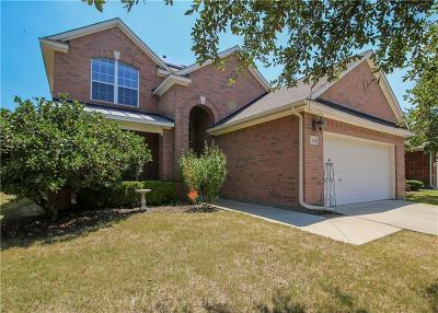 Dallas, Fort Worth Single Family Home For Sale: 1308 Constance Drive