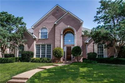 Single Family Home For Sale: 6521 Crawley Drive