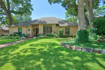 Coppell Single Family Home For Sale: 747 Oriole Lane