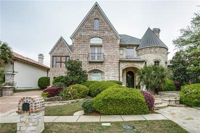 Frisco Single Family Home For Sale: 1632 Prince William Lane