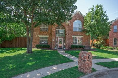 Flower Mound Single Family Home For Sale: 1609 Bar Harbor Drive
