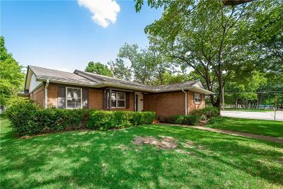 Richardson Single Family Home For Sale: 100 Brookwood Drive