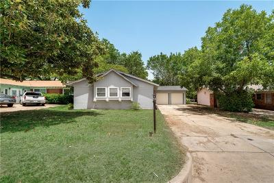 Fort Worth Single Family Home For Sale: 6017 Maceo Lane