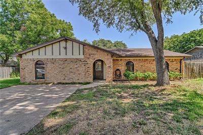 Arlington Single Family Home For Sale: 2309 Hazelwood Court