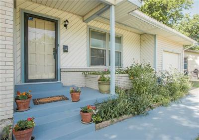 Single Family Home For Sale: 6613 Calmont Avenue