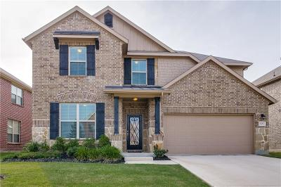 Little Elm Single Family Home For Sale: 3453 Canyon Lake Drive