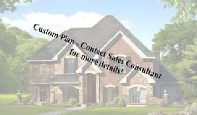 Denton Single Family Home For Sale: 7805 Castle Pines Lane