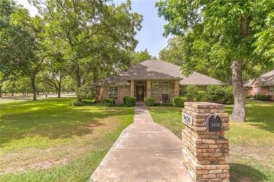Granbury Single Family Home Active Option Contract: 9426 S Longwood Drive