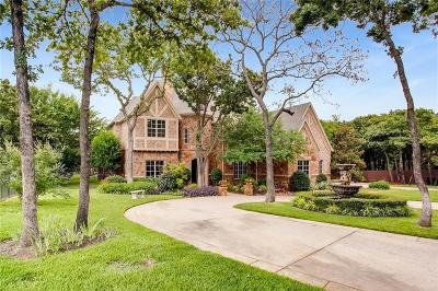 Southlake Single Family Home For Sale: 1651 Morgan Road