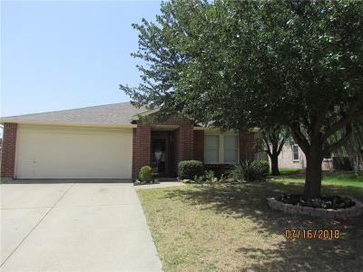 Wylie Single Family Home For Sale: 1213 Anchor Drive