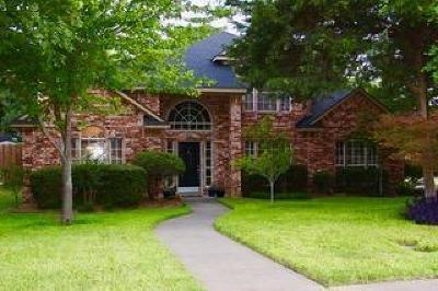 Cedar Hill Single Family Home For Sale: 1516 Valerie Drive
