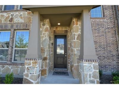 Prosper  Residential Lease For Lease: 1610 Lonesome Dove Drive