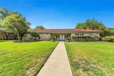 Dallas, Fort Worth Single Family Home For Sale: 8886 Random Road