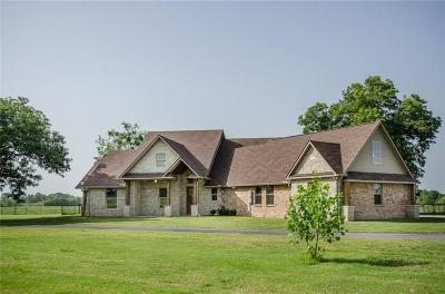 Single Family Home Active Option Contract: 9026 S Us Highway 287