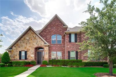 Keller Single Family Home For Sale: 1722 Yosemite Lane