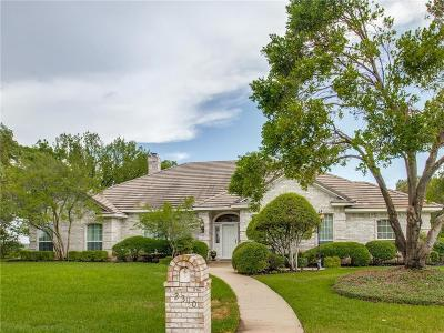 Weatherford Single Family Home For Sale: 2310 Hillview Court
