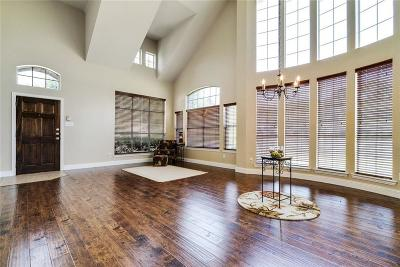 McKinney Single Family Home For Sale: 3620 Trinity View Drive