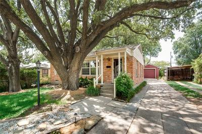 Dallas TX Single Family Home For Sale: $280,000