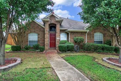 Rockwall Single Family Home Active Option Contract: 2135 Crestlake Drive