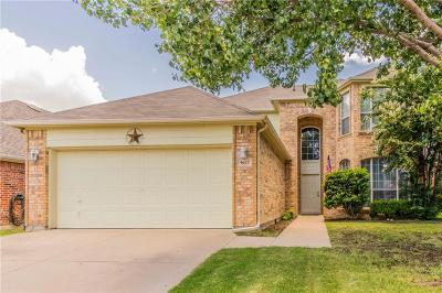 Dallas, Fort Worth Single Family Home For Sale: 4617 Vista Meadows Drive