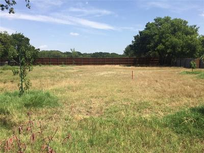 North Richland Hills Residential Lots & Land Active Option Contract: 8516 Chuck Drive